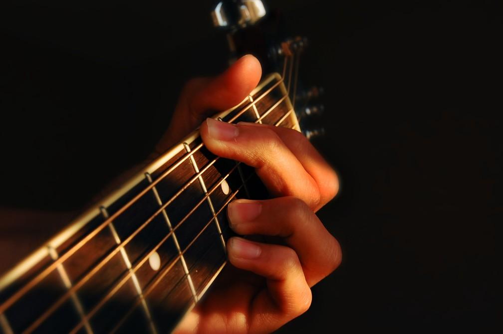 Vincent Lock, play guitar, be a better you via Quick Me Ups.