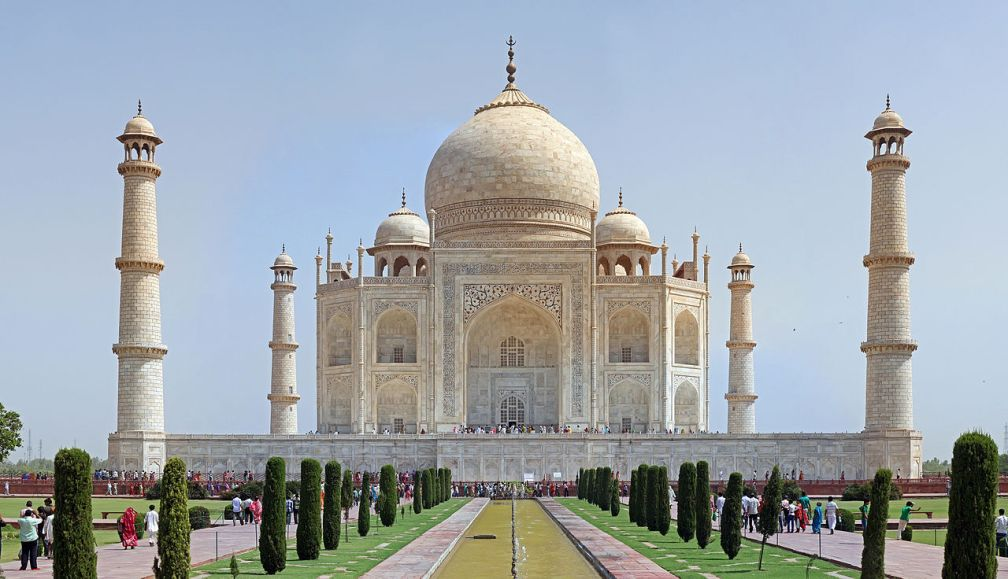 Taj Mahal, We have one life, Quick Me Ups
